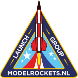 Header graphic Modelrockets.NL - Launch Group Logo